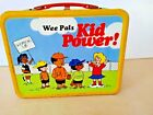 1973 Kid Power Wee Pals Vintage Metal Lunch Box With Thermos Womens Lib