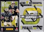 2017 CONTENDERS OPTIC FOOTBALL HOBBY SEALED BOX-2 AUTO'S