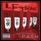 Legbone-Different Path  CD NEW