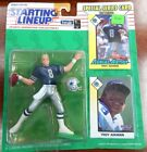 Starting Lineup 1993 NFL Troy Aikman figurine and card