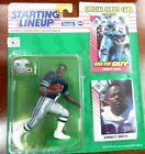 Starting Lineup 1993 NFL Emmitt Smith figurine and card