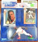 Starting Lineup 1993 MLB Barry Larkin Figure and cards