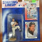 Starting Lineup 1993 MLB Jack McDowell Figure and cards