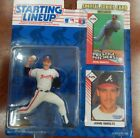Starting Lineup 1993 MLB John Smoltz Figure and cards