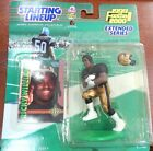 Starting Lineup 1999-2000 NFL Ricky Williams figurine and card