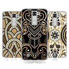 HEAD CASE DESIGNS ART DECO LUXE SOFT GEL CASE FOR LG PHONES 2