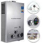 18L Natural Gas Hot Water Heater Instant Boiler On Demand Tankless Water Heater