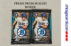 2015 Bowman Chrome Twitter-Exclusive Refractor Packs Are Back! 5