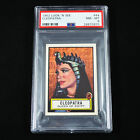 Cleopatra 1952 Topps Look 'N See #44 - PSA 8