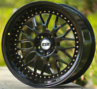 17 ESR SR1 Wheels For Honda Accord Civic CRV Element Prelude 5x1143 17X85 +30