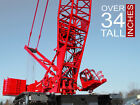 TWH TOS005 34 Manitowoc 16000 Executive Crawler Crane 1 50 scale Die cast MIB