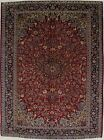 Delightful Traditional Handmade Najafabad Persian Rug Oriental Area Carpet 10X13