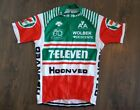 BNWT Vintage Style 7 Eleven Cycling Jersey Short Sleeve Medium