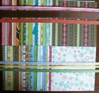 40 6 x 6 sheets Stampin Up double sided retired Designer Series paper