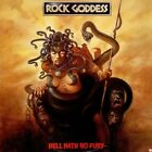 Rock Goddess - Hell Hath No Fury - Rock Goddess CD HQVG The Fast Free Shipping