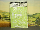 G Scale Old 1988 G SCALE TEMPLATE No 3000 For All Makes if G Sectional Track