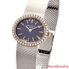 Patek Philippe Diamond 18K White Gold 23mm Ladies Watch 56.1 Grams NR