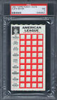 1967 Topps Punch Outs Clete Boyer PSA 7 New York Yankees