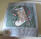 SOMETHING SPECIAL Winter Fun Counted Cross Stitch Stocking Kit