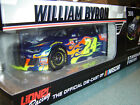 24 William Byron 2018 Axalta Autographed 1 24 Action Lionel Die Cast IN STOCK