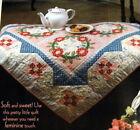 Ring of Flowers Quilt Pattern LAST CHANCE  Piecing  Applique