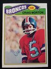 1977 Topps Football Cards 7