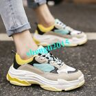 Spring New Mens Sports Casual Shoes Leisure Platform Sneakers Fashion Running SZ
