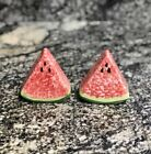 Watermelon Slice Salt and Pepper Shaker Set