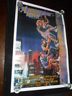 A Night On The Town AKA Adventures In Babysitting Original Rolled One Sheet