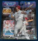 MARK McGWIRE 2000 500 HR MLB STARTING LINEUP - St. Louis Cardinals - Oakland A's