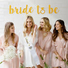 Bachelorette Party Bride To Be Decorations Kit Bridal Shower Hen Night Supplies
