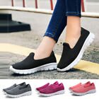 Womens Sneakers Flats Athletic Breathable Platform Sport Running Casual Shoes