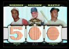 Mickey Mantle Cards, Rookie Cards and Memorabilia Buying Guide 70