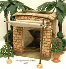 FONTANINI ITALY RETIRED 5 JEWELRY SHOP 2006 VILLAGE NATIVITY BUILDING 54309 MIB