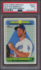 Clayton Kershaw Signs Exclusive Autograph Deal with Topps 14