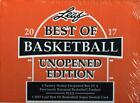 2017 LEAF BEST OF BASKETBALL UNOPENED EDITION HOBBY BOX