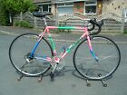 VINTAGE PAUL MILNES COUGAR MEN RACER RACING ROAD BIKE BICYCLE 21 54 CM FRAME