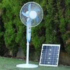 PK Green Solar Fan 12V 20W Floor Standing DC fan + 20W solar Panel