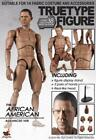 HOT TOYS TTM15 TRUE TYPE 12 1 6 ACTION FIGURE BODY OBAMA HEAD AFRICAN AMERICAN