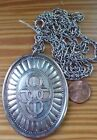 Five Golden Rings Towle Sterling Silver 1975 Christmas Ornament Pendant 12 Days