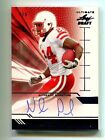 2011 Leaf Ultimate Draft AUTOGRAPH PURPLE Niles Paul 5 Nebraska Cornhuskers