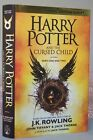 JKRowling HARRY POTTER AND THE CURSED CHILD Parts 1  2 1st 1st Edition HB