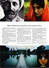 1969 India Garden of Shalimar photo Guerlain Shalimar Perfume promo print ad