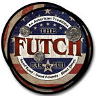 Futch Family Name Drink Coasters - 4pcs - Wine Beer Coffee & Bar Designs