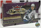 2016-17 UD Fleer Showcase NHL Hockey Hobby Box