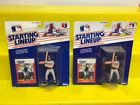 1988 Starting Lineup Ozzie Virgil/Atlanta Braves/Moon Valley High/MLB/SLU/RARE