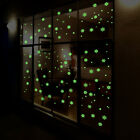 Christmass Nowflake Luminous Removable Wall Window Stickers Art Decals Home Shop