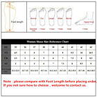 Womens Casual Loafers Espadrilles Canvas Slip On Flats Boat Shoes Sneakers Size