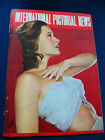 1953 Jean Peters back cover Japan VINTAGE Large magazine HIROSHIGE VERY RARE