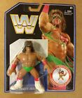 WWE Retro ULTIMATE WARRIOR Mattel Wrestling Action Figure MOC Series 1 2016